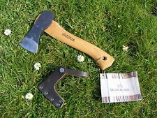 "Wetterlings of Sweden Axe The Compact ""Buddy"" Hatchet #104"