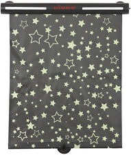 Diono STARRY NIGHT SUN SHADE Child Car/Travel Glow In The Dark Sunshine Kids BN