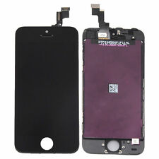 iPhone 5 LCD Lens Touch Screen Display Digitizer Assembly Replacement Black