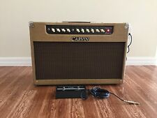 Carvin Bel Air 212 Vintage Tube  Guitar Amp with Foot Switch. (FL)