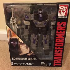 motormaster transformer combiner Wars New Sealed Box