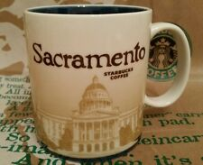 Starbucks Coffee Mug/tasse/Gobelet sacramento, Global Icon, neuf et inutilisé!!!