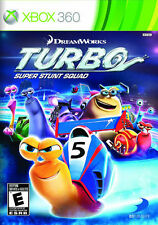 X360 ACTION-TURBO:SUPER STUNT SQUAD X3  GAME NEW