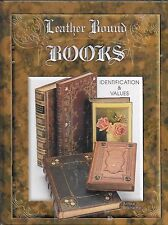 LEATHER BOUND BOOKS IDENTIFICATION AND VALUES HARDCOVER