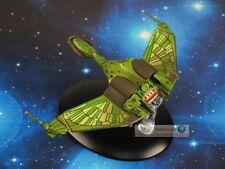 Eaglemoss STAR TREK Klingon Bird of Prey Diecast Metal Model Starship A613