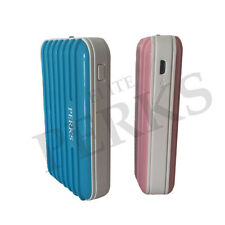 4500mAh Portable Dual USB Power Bank LCD Capacity Light for iPhone / Android