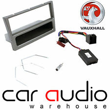 Vauxhall Omega 2000-04 Car Stereo S/Din Fascia Steering Wheel Interface CTKVX18