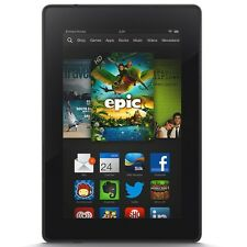 New Open Box Amazon Kindle Fire HD 7in Wi-Fi 8GB 3rd Gen eReader Tablet - Black