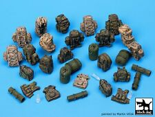 Black Dog 1/35 German Bundeswehr Equipment Accessories Set T35055