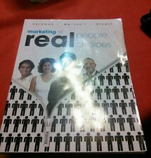 Marketing Real People Real Choices by Michael R Solomon 6th Edition