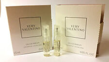 VERY VALENTINO EDP PERFUME - 2 x 1.5ml SPRAYS - GREAT POCKET SIZE - 30,000+ F/B*