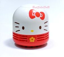 Sanrio Hello Kitty Mini Desktop Laptop Keyboard Desk Dust Vacuum Cleaner Decor