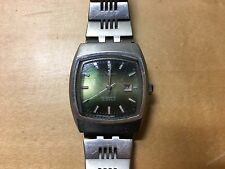 Used - Vintage Watch ORIENT Reloj Sra  Automatic 21 Jewels - Steel Acero - Usado