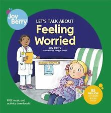Let's Talk About Feeling Worried by Berry, Joy