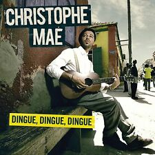 CHRISTOPHE MAE DINGUE DINGUE DINGUE COLLECTOR CD SINGLE