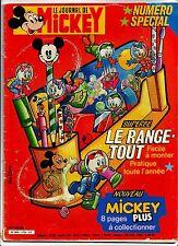 Le Journal De Mickey N° 1734 : Nouvelle Serie