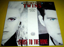 PHILIPPINES:THOMPSON TWINS - Close To The Bone LP,RARE,New Wave,Synth Pop,