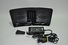 Klipsch iGroove HG iPod Speaker System Model 1006819 with Remote & Power Adapter