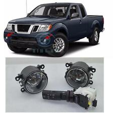 OEM NEW Xterra Frontier Fog Light Lamp & Switch Kit for Nissan Frontier / Xterra