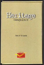INDIA Picture Postcards: Heritage Bangalore-1, Set of 10 Cards