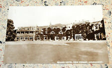 Hampshire RP Postcard of Grand Hotel, Lyndhurst in the New Forest