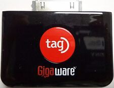 Gigaware Tag Wireless HD Radio Receiver for iPhone, iPod touch, songs download