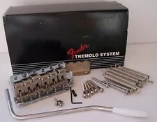 GENUINE FENDER STRAT USA VINTAGE '57 '62 TREMOLO BRIDGE