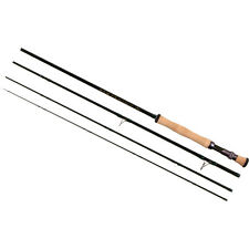 "NEW TFO TEMPLE FORK OUTFITTERS BVK TF12904B 9' 0"" 12 WEIGHT 4 PIECE FLY ROD +BAG"