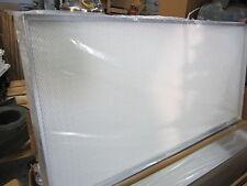 """NEW Filtra Corporation 5023002 LF Panel HEPA Filter 22.75"""" x 46.75"""" x 4.29"""" ULPA"""