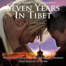Seven Years in Tibet [Original Motion Picture Soundtrack] by John Williams...