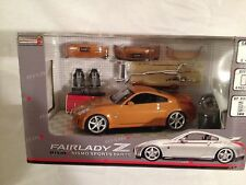 Hotworks Racing Factory Nissan Fairlady Z 1/24 diecast with NISMO parts
