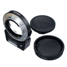 TECHART LM-EA 7 Auto Focus Adapter for Leica M LM Lens to Sony NEX A7RII A6300