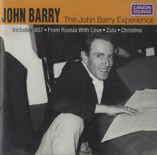 REDUCED-John Barry : John Barry Experience CD