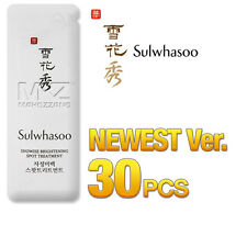 Sulwhasoo Snowise Brightening Spot Treatment 30EA Blemish Freckles Amore Pacific