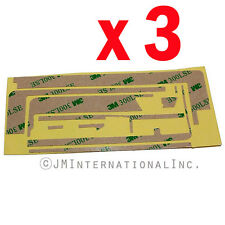 x3 iPad 2 3M Tape double sided Glue Adhesive Tape Touch screen Tape