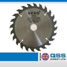 Angle Grinder Saw Blades for Wood Cutting Disc Circular saw blade 150x22x24T