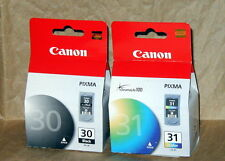 New Canon PG-30 CL-31 Black Color Ink Inkjet MX300 MX310 iP1800 iP2600 MP470