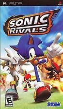 Sonic Rivals (Sony PSP, 2006) PLAYSTATION PORTABLE GAME COMPLETE - GH