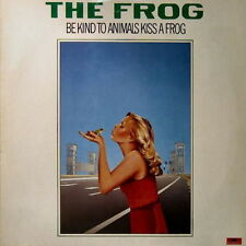 """12"""" The Frog Be Kind To Animals Kiss A Frog (We Got Love) 80`s Funk-Rock"""