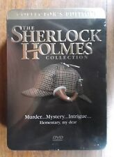 The Sherlock Holmes Collection ~ The Collector's Edition ~ 5 DVD Set ~ NIW
