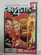 FANTASTIC FOUR # 001.  APRIL 2014. MARVEL NOW.  NEW, UNCIRCULATED STOCK