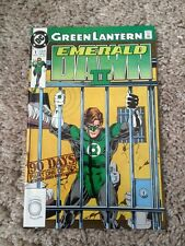 Green Lantern Emerald Dawn 2  1991