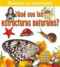 Que Son Las Estructuras Naturales?  What Are Natural Structures? (Observar La Na