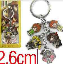 Anime KEY Anime Keychain Clannad Kanon Air Little Busters!