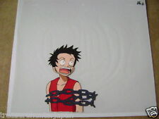 ONE PIECE LUFFY ANIME PRODUCTION CEL 3