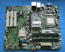 DELL j584c Socket 775 SCHEDA MADRE CON slacr Quad Core Processor 0j584c