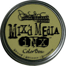 MOSSY - ColorBox MIX'D MEDIA INX Ink Pad Donna Salazar