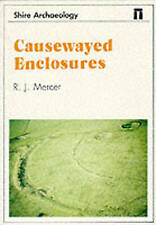 Causewayed Enclosures by R.J. Mercer (Paperback, 1990) Archaeology prehistory