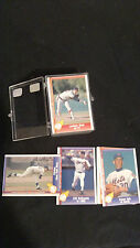 1991 Pacific Nolan Ryan Texas Express Series I Complete Set of 110 Cards - MLB