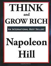 Think and Grow Rich by Napoleon Hill (Motivational, Thrifty Books) (Paperback)